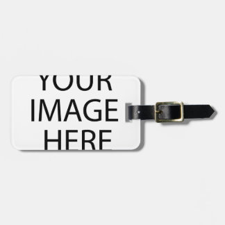 Circle of the confidence luggage tag