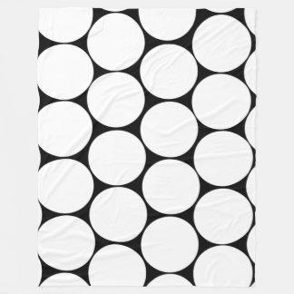 Circle Pattern Blanket