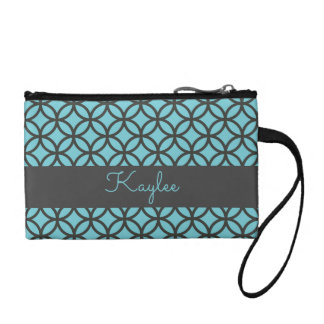 Circle Pattern Geometric Pattern Name Purse