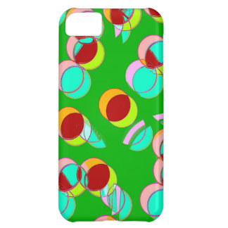 Circle Strong iPhone 5C Covers