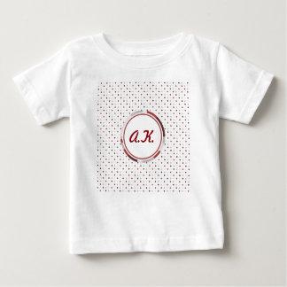 Circle with Dot Pattern Baby T-Shirt