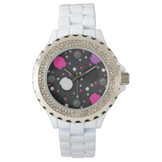 Circle Wrist Watches