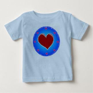 Circled Heart Baby T-Shirt