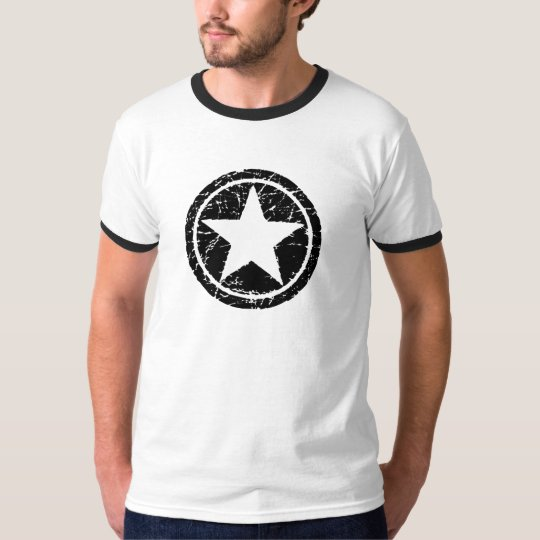 Circled Star T-Shirt