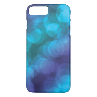 CIRCLES and BUBBLES iPhone case