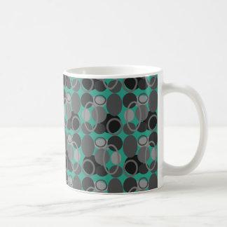 Circles and Ovals Coffee Mug