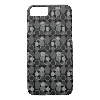Circles and Ovals iphone case