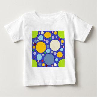 circles and polka dots baby T-Shirt