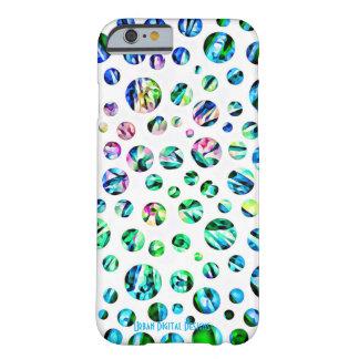 Circles - Apple iPhone 7, Tough Phone Case