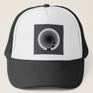 Circles Around Circles Trucker Hat