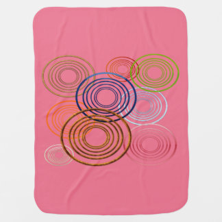circles baby blanket