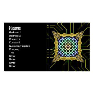 Circles Business Card Template
