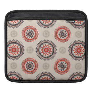CIRCLES iPad pad Horizontal Sleeve iPad Sleeve