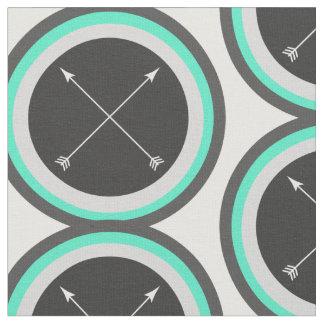 Circles N Arrows Fabric