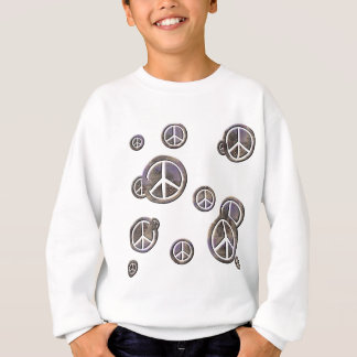 Circles Of Peace Sweatshirt