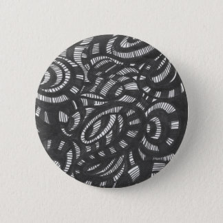 circles of your mind 2 inch round button