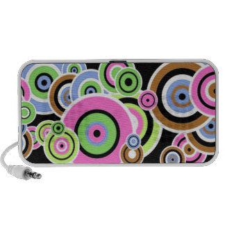 Circles Portable Doodle by OrigAudio™ Speakers