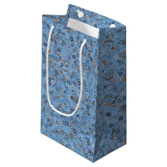 Circles Small Gift Bag