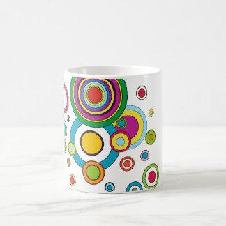 Circles Space Coffee Mug