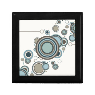 Circles Streaming Jewelry Boxes