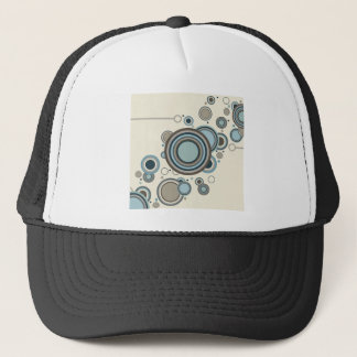 Circles Streaming Trucker Hat