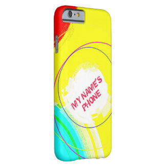 Circling on by.. barely there iPhone 6 case