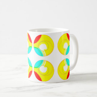 Circling on by.. coffee mug