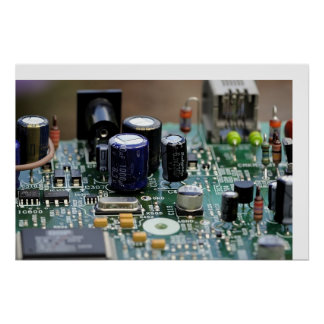 circuit board 4 poster