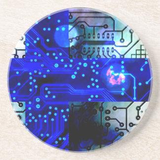 circuit board Finland Coaster