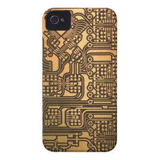 Circuit  board funny case
