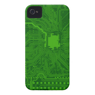 Circuit Board iPhone 4 Covers