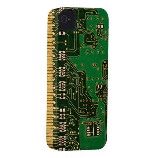 Circuit board iPhone 4/s case