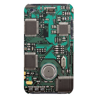 Circuit board iPod touch cases
