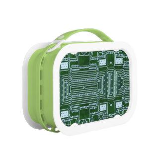 Circuit Board Lunch Box