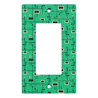 Circuit Board Rocker Light Switch Cover