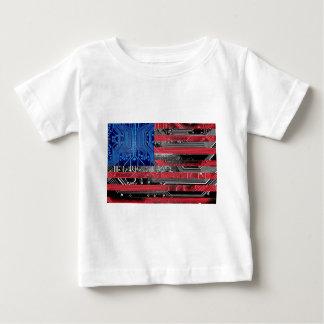 circuit board USA Tshirt