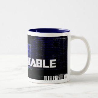Circuit Breaker Anniversary - Unbreakable Mug