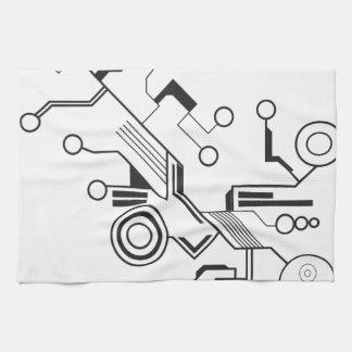 Circuit Kitchen Towel