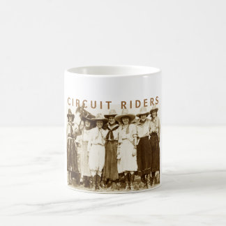 Circuit Riders Coffee Mug