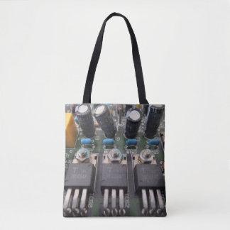 Circuit Tote Bag