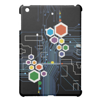 Circuitry iPad Mini Cover