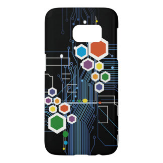 Circuitry Samsung Galaxy S7 Case