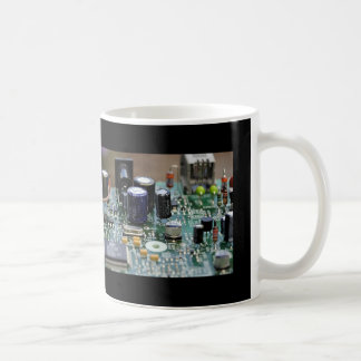Circuits! It is what's inside that counts Coffee Mug