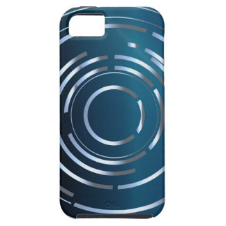 Circular Background iPhone 5 Covers