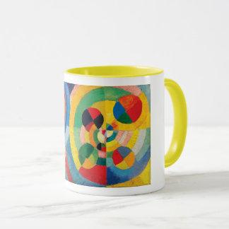 Circular Forms by Robert Delaunay Mug