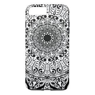Circular Pattern iPhone 8 Plus/7 Plus Case