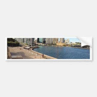Circular quay, Sydney Bumper Stickers