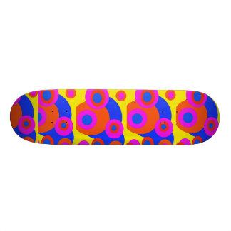 Circular Ride FriedlanderWann Design Skate Deck