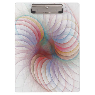Circulating Swirl Clipboard