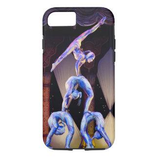 Circus Acrobats iPhone 7 Case